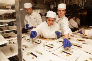 Chef Shaliamr Liuzza at Fairmount CC(middle)